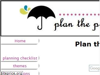 plan-the-perfect-baby-shower.com
