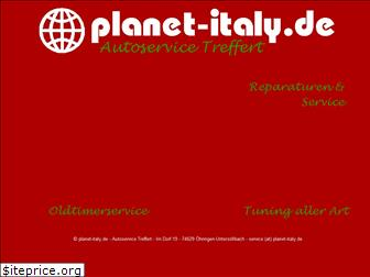www.planet-italy.de website price