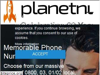 planet-numbers.co.uk