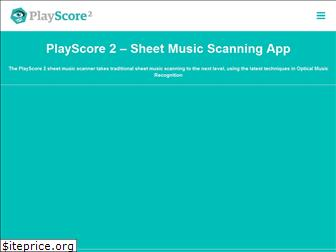 playscore.co