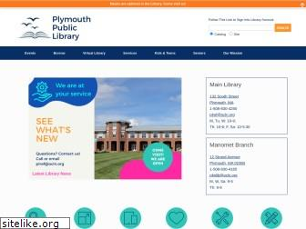 plymouthpubliclibrary.org
