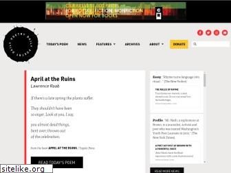 poetrydaily.org