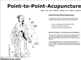 point-to-point-acupuncture.com
