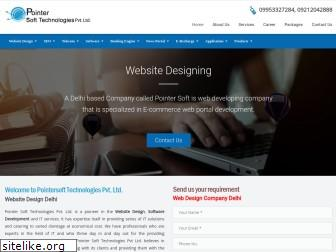 www.pointersoft.in website price