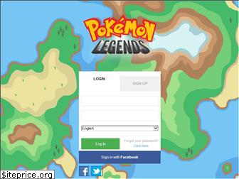pokemonlegends.com