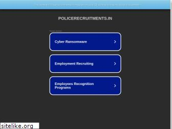 policerecruitments.in