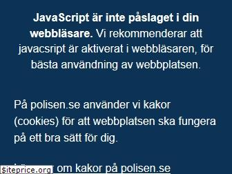 www.polisen.se website price