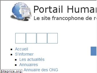 portail-humanitaire.org