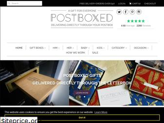 postboxed.co.uk