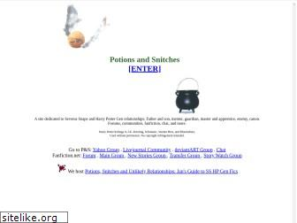 potionsandsnitches.org