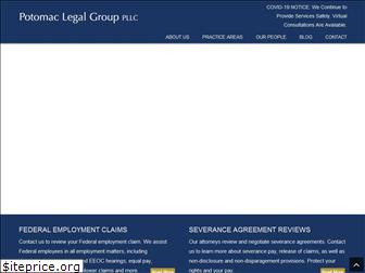 potomaclegalgroup.com