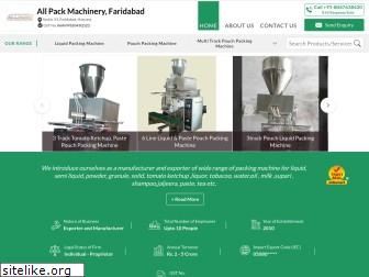 pouchpackagingmachines.com