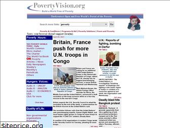 povertyvision.org