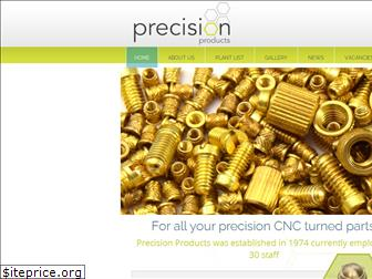 precisionproducts.co.uk