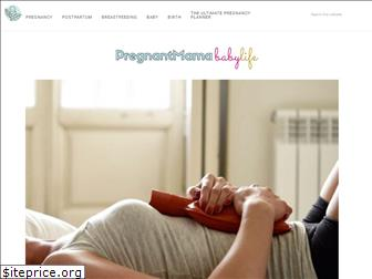 pregnantmamababylife.com