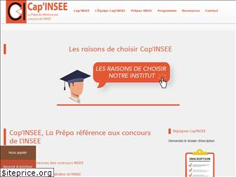 prepa-concours-insee.fr