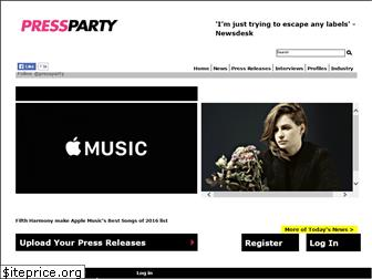 pressparty.com