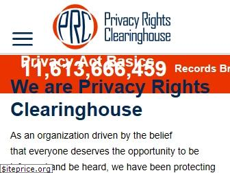 privacyrights.org