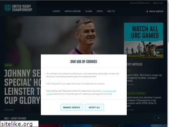 pro12rugby.com