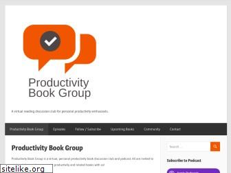 productivitybookgroup.org