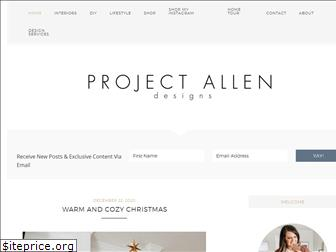 projectallendesigns.com