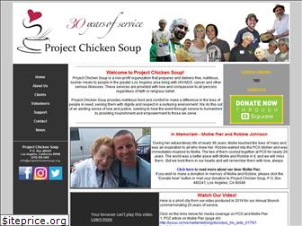 projectchickensoup.org