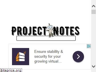 projectnotes.org