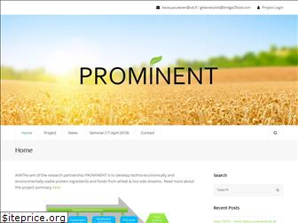 prominent-protein.eu