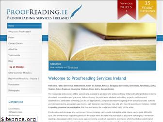 proofreading.ie