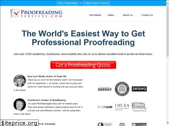 proofreadingservices.com