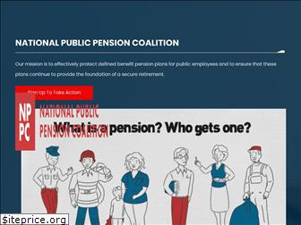 protectpensions.org