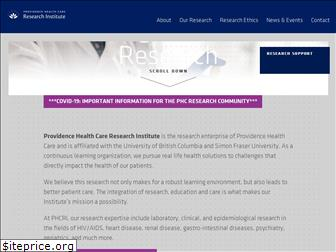 providenceresearch.ca