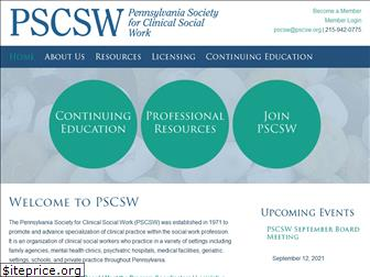 pscsw.org