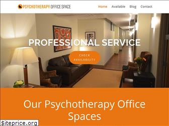 psychotherapyofficespace.com