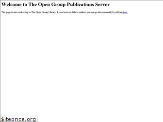 pubs.opengroup.org