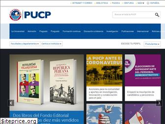 pucp.education