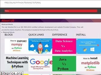 pythonclass.in