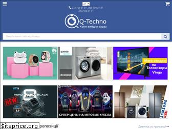www.q-techno.com.ua website price