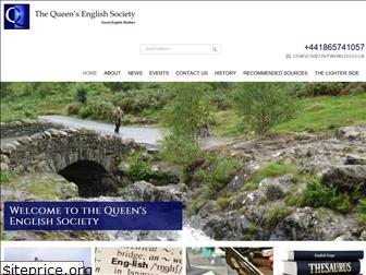 queens-english-society.org