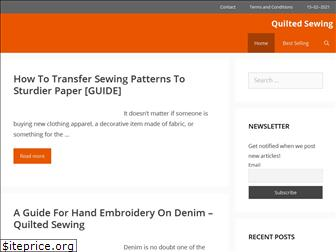 quiltedsewing.com
