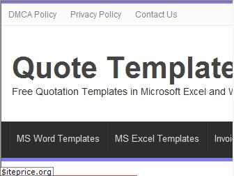 quotetemplate.org