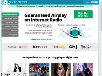 radioairplay.com