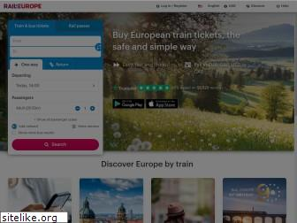 raileurope-world.com