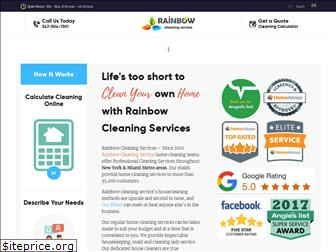 rainbowcleaning.services