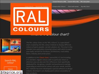 ral-colours.co.uk