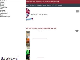 rapidsyouthsoccer.org