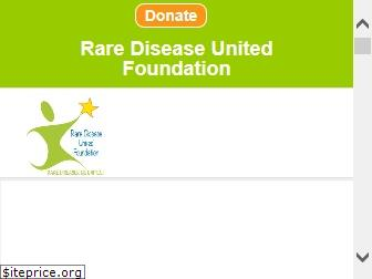 rarediseaseunited.org