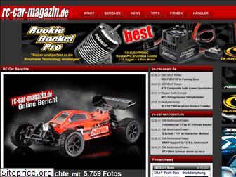 www.rc-car-magazin.de website price