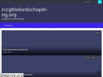 rccgthelordschapel-ng.org
