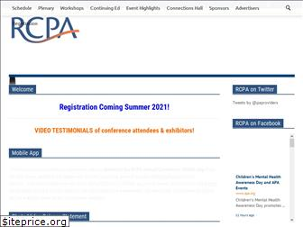 rcpaconference.org